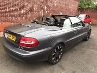 2004 VOLVO C70 CONVTABLE 1.8 HPI CLEAR £995