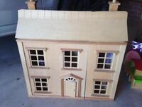 Pine Dolls House