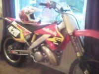 2006 Honda cr 250
