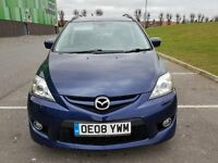MAZDA 5 2.0D SPORT MPV, Leather, Electric doors, 7 seater