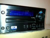 ONKYO CR-715 DAB UK Spec Receiver / Amplifier