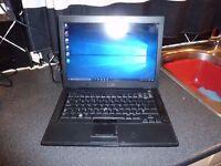 Dell Latitude E6400 laptop for sale. Nvidia Graphics. 500GB HDD. 4GB RAM. Windows 10!