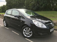 2007 Vauxhall Corsa CDTI Design*6 Speed*MOT2018*MINT COND*