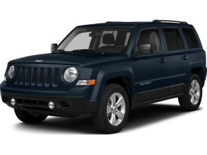 2015 Jeep Patriot Sport/North Altitude Pkg