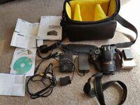 Nikon d3200 dslr