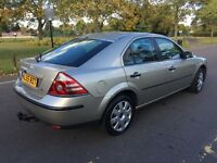 2005 Ford Mondeo 2.0 TDCi SIV LX 5dr Low Mileage Diesel Car HPI Clear @07445775115