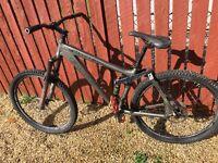 Cerrera banshee mountain bike for sale