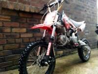 Stomp racer 140