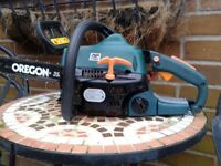 Petrol chain saw for sale