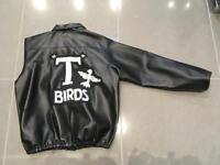 Fancy dress Grease T Bird Jacket
