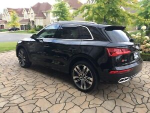 2018 Audi SQ5 Lease Takeover / Reprise de bail