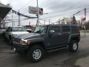 2008 Hummer H3 WE FINANCE AS LOW $100 DOWN !!!