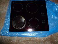 Baumatic Touch Control 4 Ring Hob