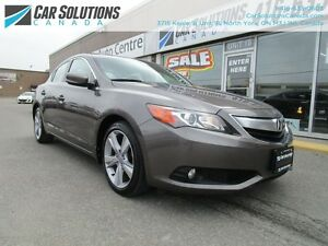 2013 Acura ILX Premium-Leather-Snroof-Auto