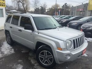 2009 Jeep Patriot North/4WD/AUTOLOADED/ALLOYS