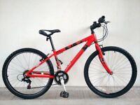 "(2717) 26"" 14"" Lightweight Aluminium RALEIGH BOYS GIRLS MOUNTAIN BIKE BICYCLE; Age: 11+, 145-160 cm"
