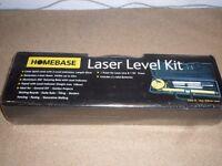 Homebase Laser Level Kit NEW