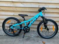 "Scott jr 20"" inch children's mountain bike"