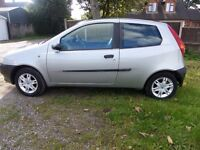 Fiat punto alloy wheels and tyres