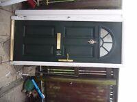 composite front door £50