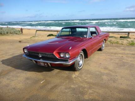 1966 Ford Thunderbird Coupe Mount Martha Mornington Peninsula Preview