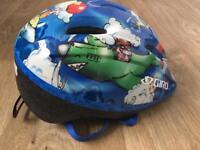 Bike/scooter child helmet