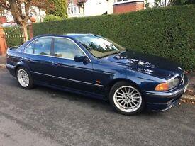 BMW 540I SE 4.4 AUTOMATIC 14 SERVICE STAMPS ,12 MONTHS M.O.T RARE CAR 4.4 V8