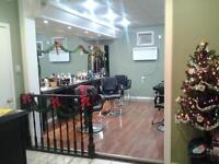 Do you want to run your own hair or nail business in my salon?