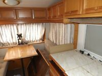 Small Hobby Touring Caravan