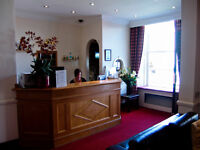 ***Part-time Hotel Receptionist - 24 hours per week, Clifton, Bristol***