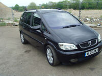 Vauxhall Zafira 2.0 Dti 7 Seater 12mths Mot! Very clean