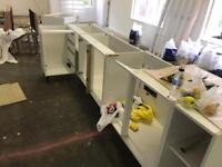 Free kitchen units and fronts