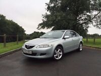 MAZDA 6, 12 MONTHS MOT, GOOD CONDITION, ONE PREVIOUS OWNER
