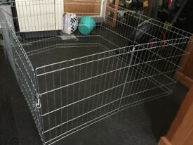 Playpen suitable for puppy - sold pending collection