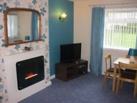 East Kilbride - spacious two bedroom fully furnished flat