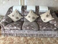 5 piece sofa suite