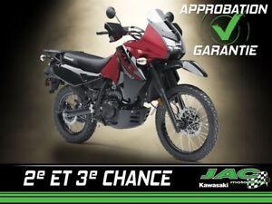 2017 Kawasaki KLR650 27.03$*/ sem