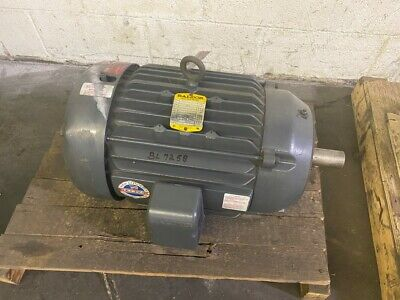 Baldor 20hp Electric Motor -new