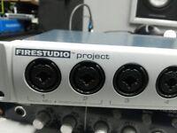 PRESONUS FIRESTUDIO PROJECT INTERFACE.
