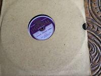 Vintage 78 vinyl record, Onward Christian Soldiers