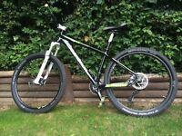 """Boardman Team Mountain bike 16"""" £350 or offer"""