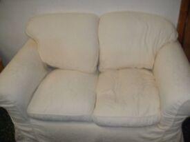 Cream Coloured Sofa ID 300/6/18