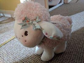 Walking Lamb baby Annabel