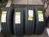 4x motorhome tyres