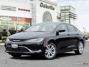 2016 Chrysler 200 LIMITED | LEASE ME $211 MONTH PLUS HST |