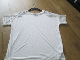 VARIOUS LADIES TOPS/DRESSES - SIZE 10 / 12 - FROM H&M, NEW LOOK, DOROTHY PERKINS, ETC. - £3-5 / ITEM