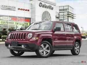 2016 Jeep Patriot HIGH ALTITUDE | HEATED LEATHER | SUNROOF |