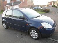 FORD FIESTA LX 1.4 TDCI DIESEL (ONLY £30 TAX) 2002 MOT JULY 2017 ASTRA CORSA CLIO PUNTO 207 107 GOLF