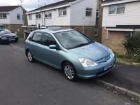 Honda Civic 1.6, 53reg, Only 66k miles, TopSpec, Superb Condition