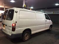 TOYOTA HIACE LONG WHEEL BASE